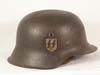 Waffen SS M42 single decal combat helmet by ckl