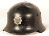 Rare re-issued RLB M34 helmet