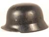 Civilian volunteer  M34 helmet
