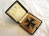 Iron Cross 1st Class with original case by Paul Meybauer