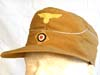Rare Kriegsmarine officer tropical M41 field cap