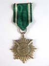 Ostvolk ( Eastern Peoples award ) 2nd Class medal in gold