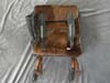 Rare Luftwaffe horsehair tornister ( backpack) marked and dated