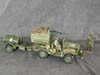 King & Country's  DD049, Weapon Carrier & Trailer