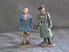 King & Country's  WS142,  Cossack Gendarmerie with Prisoner