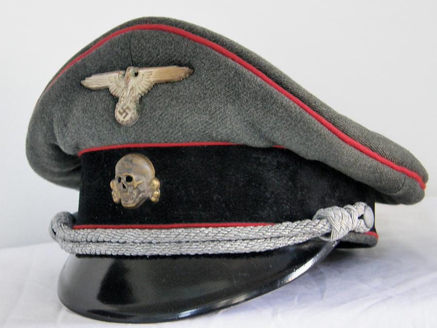 AllgemeineSS WaffenSS SSVerfügungstruppe  Uniformen