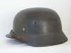 Luftwaffe  M35  combat helmet with subdued camouflage helmet by ET