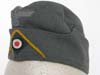 Army Cavalry M38 sidecap with soutache