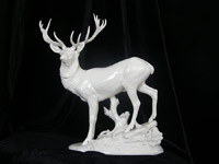 Exceptionally rare Allach Berghirsch ( Mountain Stag ) Model #10