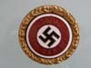 National Socialist Golden Party badge # 22982 by Jos. Fuess, Munchen