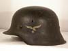 Luftwaffe single decal M42 combat helmet by ckl