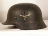 Luftwaffe single decal M40 combat helmet by ET