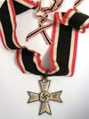 Knights Cross of the War Merit Cross w/o Swords