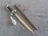 Very rare and named 1935 Bahnschutzpolizei  1st model Railway dagger