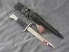 Fire Department dress  short bayonet  with troddel