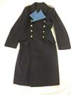 Rare Kriegsmarine  greatcoat for the rank of Admiral
