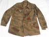 Rare Luftwaffe field divisions camouflage field coat