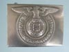 Early Allgemeine NCO/enlisted nickel silver belt buckle