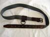 Luftwaffe under the tunic dagger hanger belt