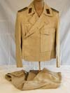 Luftwaffe Hermann Goring hbt panzer  drillich uniform