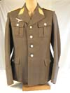 Luftwaffe Hauptmann's Flight/Fallschirmjager four pocket  service tunic