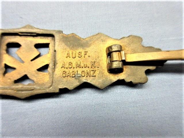 Authentification badge combat rapproché allemand Collectors%20Connection-4