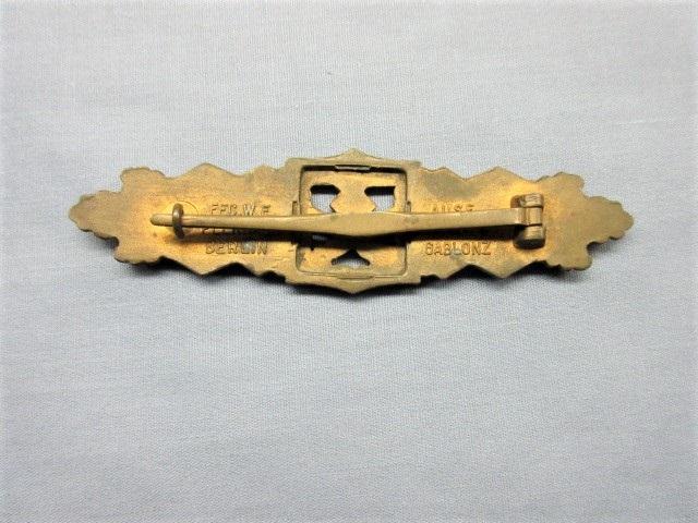 Authentification badge combat rapproché allemand Collectors%20Connection-6